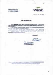 referencje dla megakop odnośnie wykonania rozbiórki w warszawie