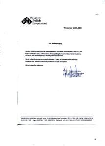usługi demontażu w warszawie - referencje